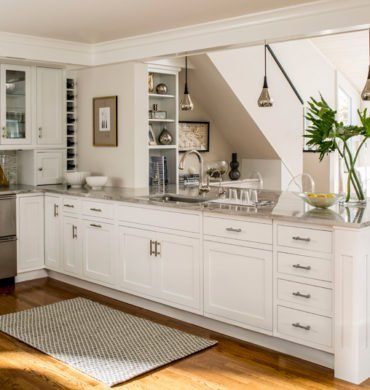 kitchen cabinetry custom made vs custom manufactured