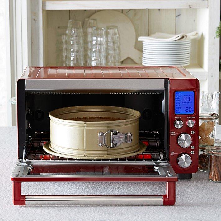 Breville Smart Oven Red
