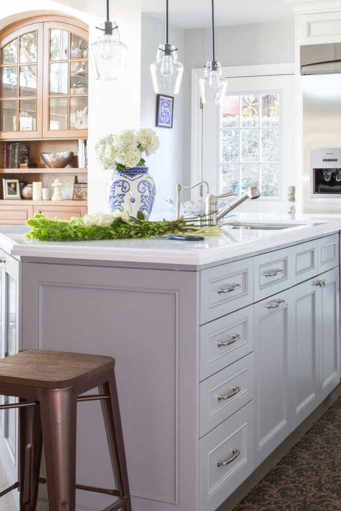 Designer, Lori Gilder's Kitchen Renovation