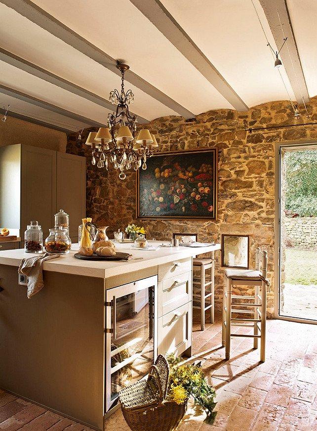 Belen Campos Farmhouse kitchen