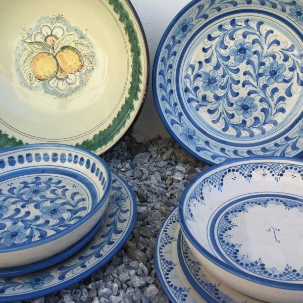 Sicilian Ceramic & Ceramics from Italy