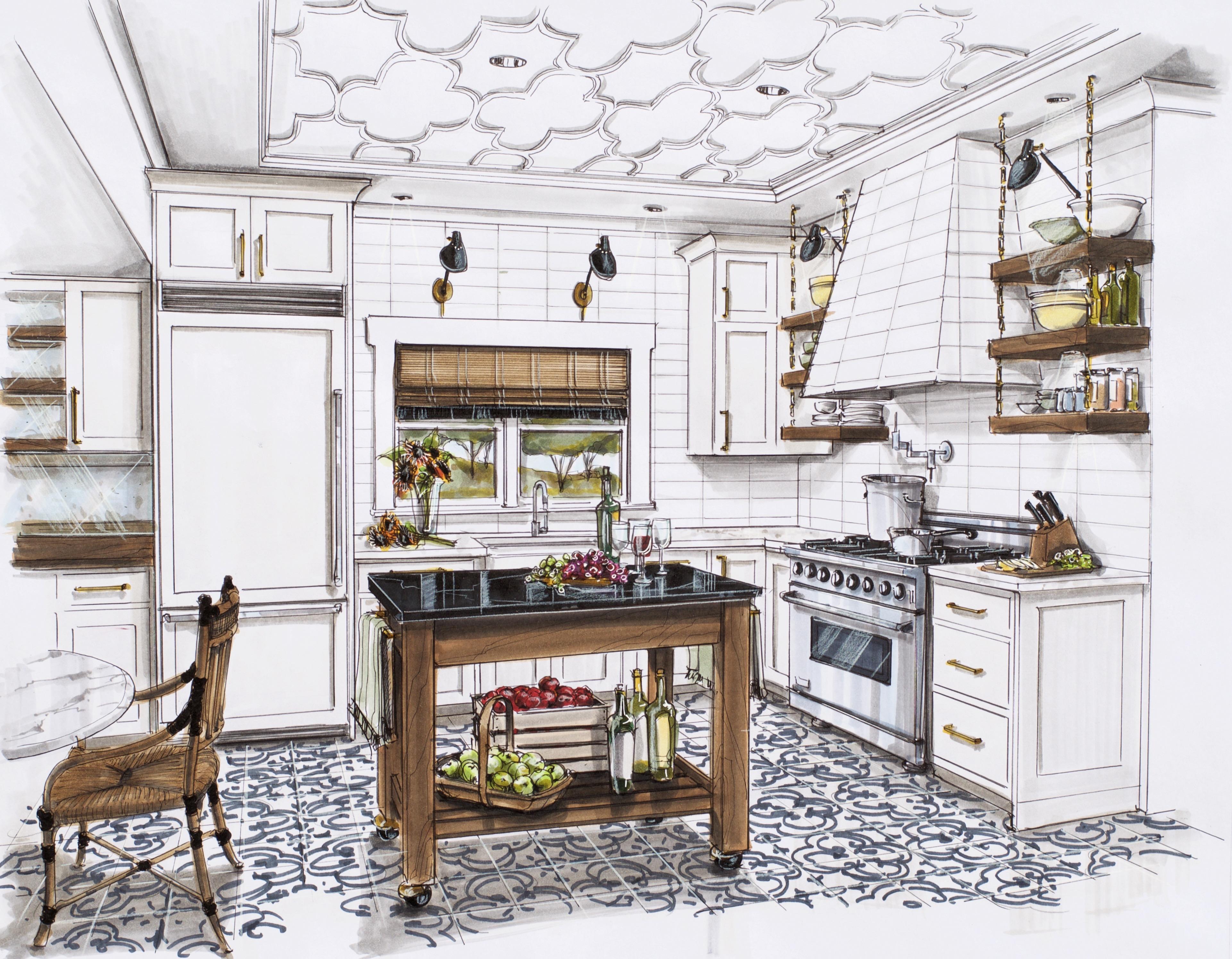 Stylish, Affordable Kitchens - Medallion Cabinetry - Kitchen Design ...