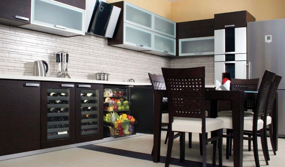 U-Line Refrigeration wine refrigerators