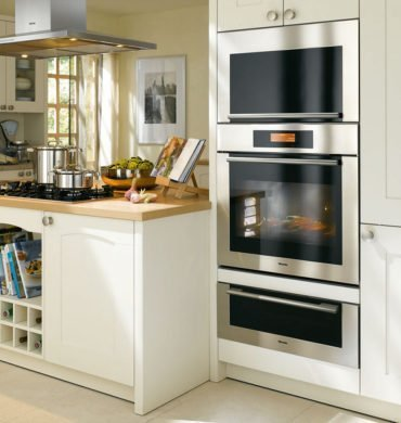 Miele Kitchen Appliances, ovens, stove and refrigeration