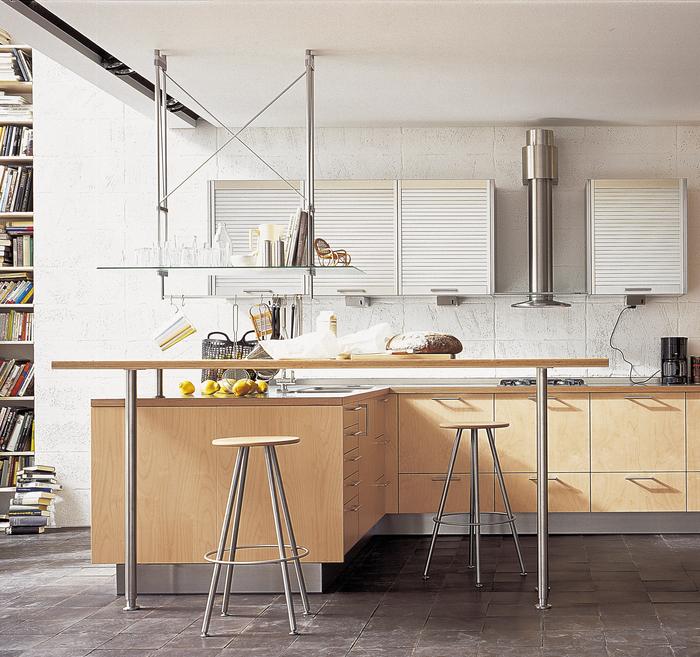 Kitchen cabinets bulthaup kitchen design network for Bulthaup kitchen cabinets