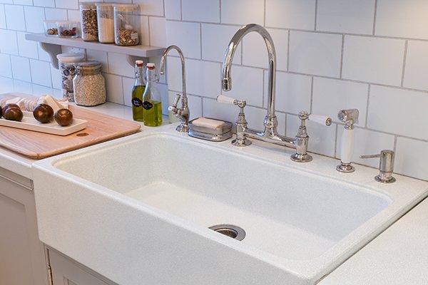Lava Stone Kitchen Sink. Ranieri Countertops