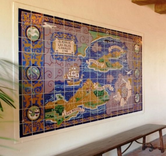 Native Tiles makes tiles inspired by earlier times