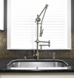 Waterstone modern faucets