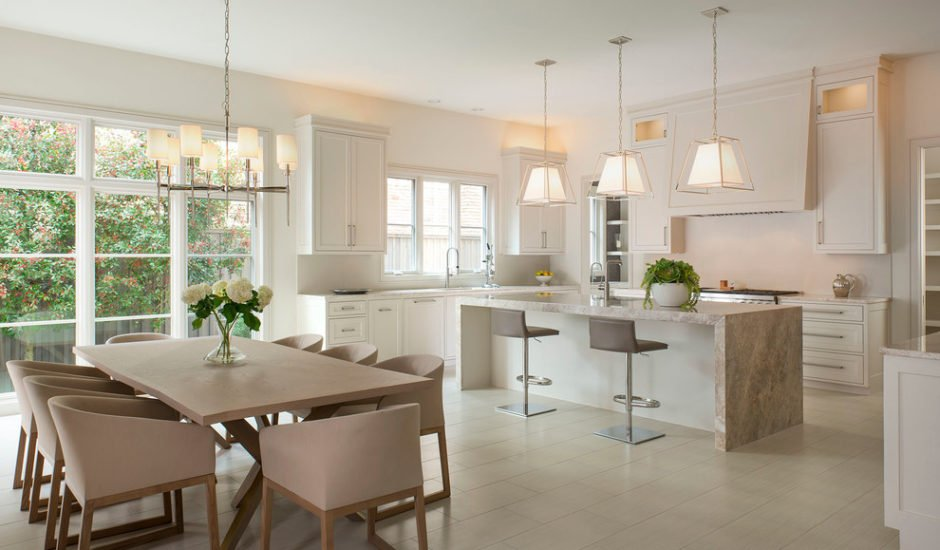 Attractive Hudson Valley Kitchen