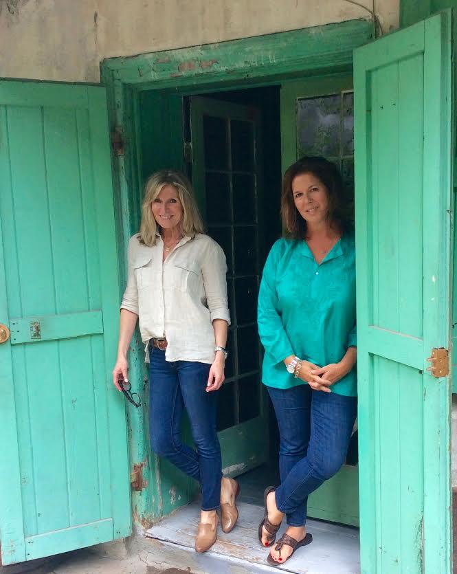 Lori Gilder and Rebecca Reynolds of The Kitchen Design Network
