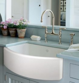 Rohl Faucets and Shaw sinks
