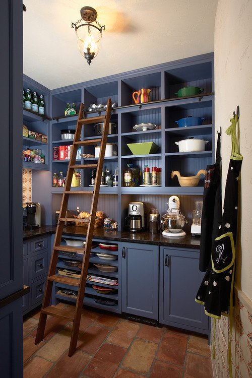 Pantry Room: Credit: Buffalo Architects & Building Designers