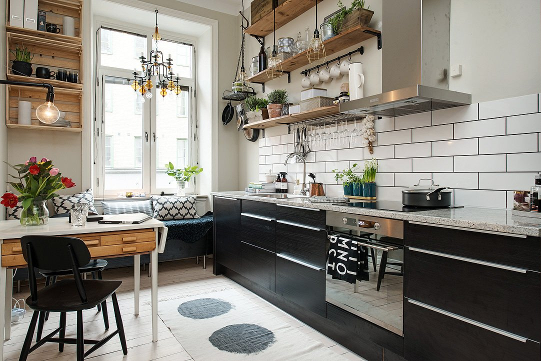 Open Shelf Ideas - Kitchen Design Network