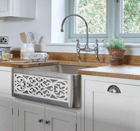 Linkasink modern full stainless sink
