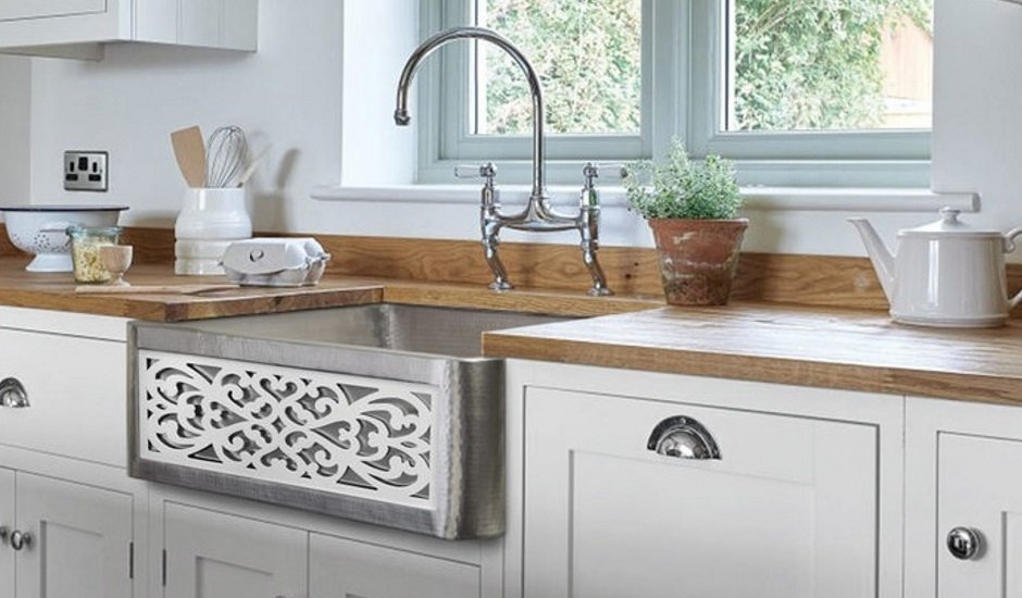 Linkasink Modern Country Stainless Sink