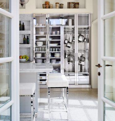 Mick DeGiulio Kitchen for Architectural Digest