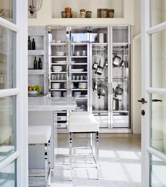 Mick DeGiulio Kitchen for Architectural Digest